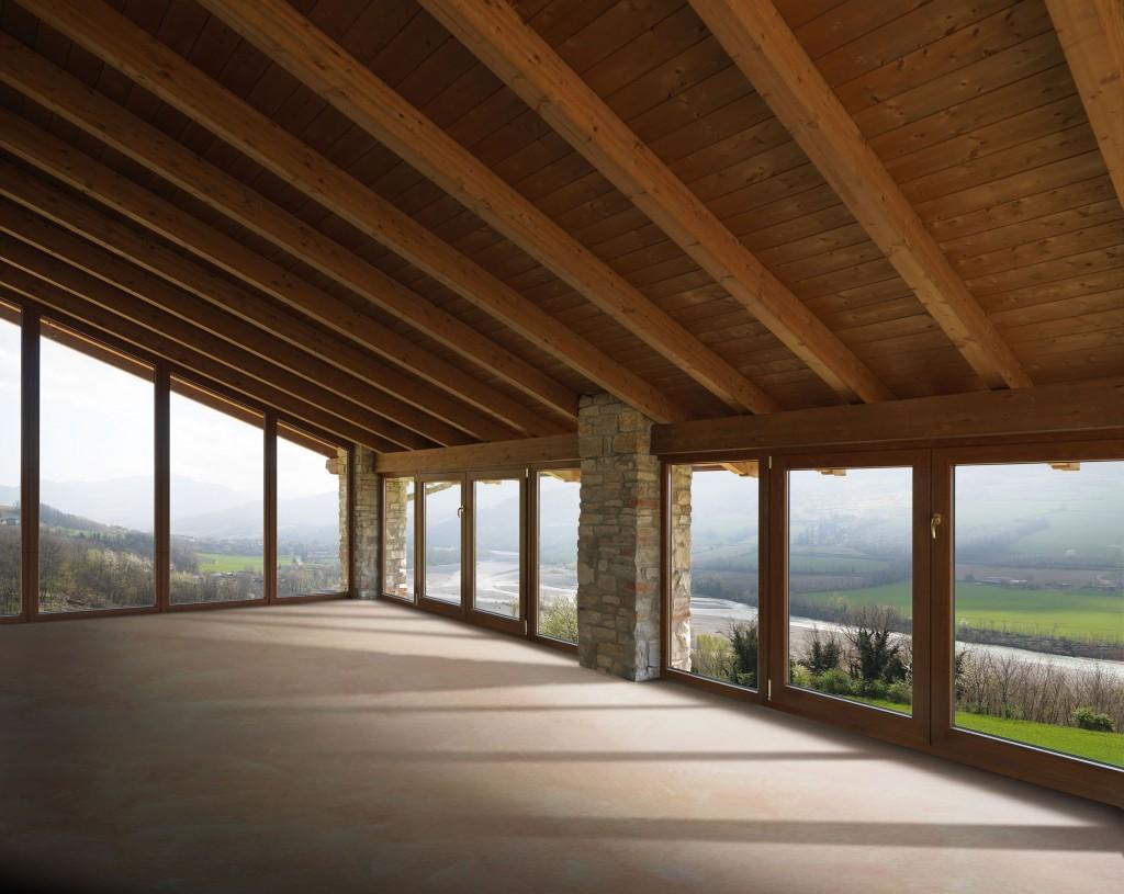 Fossati pvc finestre perfette per la tua casa infissi d for Serramenti legno pvc