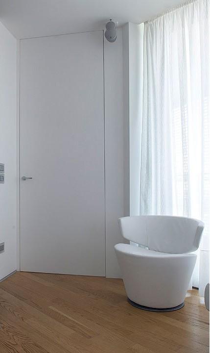 Sistemi raso parete rende la tua casa funzionale oltre - Porte raso muro ...