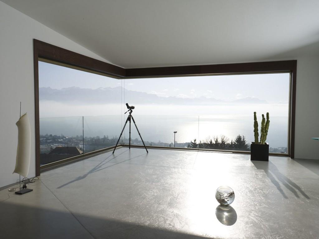 Panoramah le finestre orizzontali oltre le porte for Finestre e porte moderne
