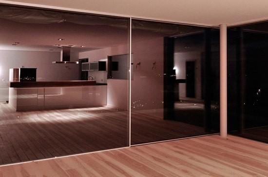 Mobili lavelli immagini di ampie vetrate d 39 appartamento - Dimensioni finestre scorrevoli ...