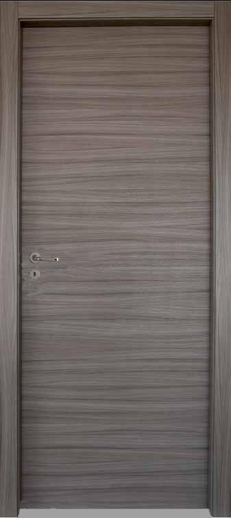 Brava porta porte interne di design oltre le porte - Verniciare porte interne laminato ...