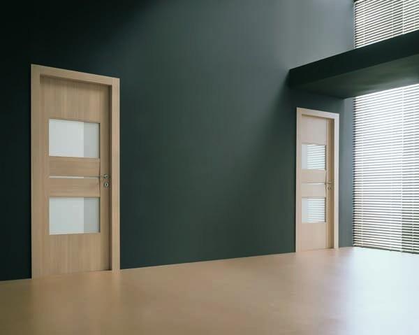 Porte per interno gruppo door 2000 quando la modernit di casa oltre le porte - Porte interno casa ...