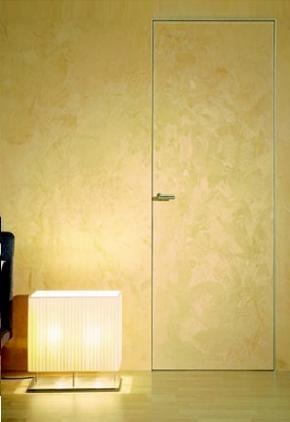 Sistemi raso parete porte inserite nell arredamento - Porte raso muro ...