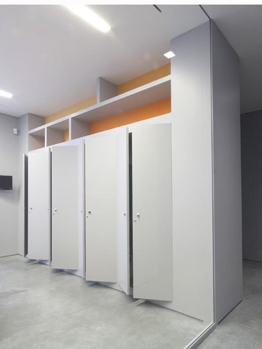 Ricomporre gli spazi con sistemi raso parete oltre le porte for Porte filo muro cartongesso